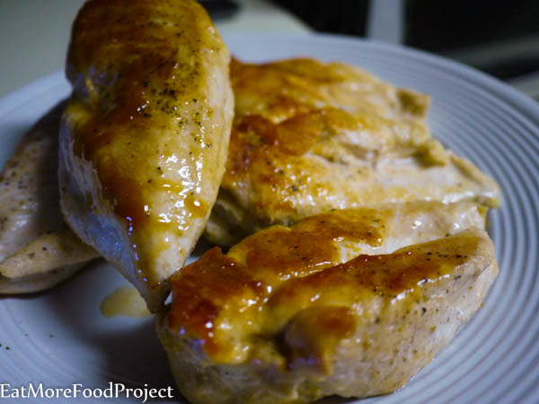 Boursin Mushroom Chicken Breasts