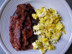 Bacon and Eggs 6