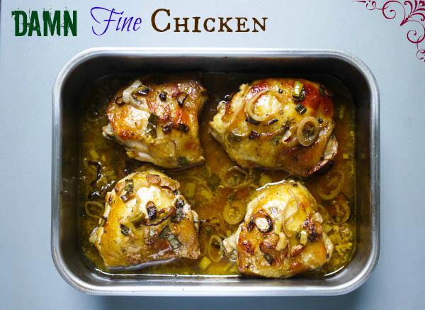 Damn Fine Chicken