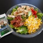 9d ranch salad