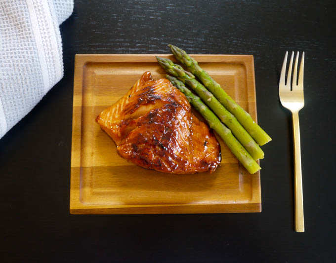 glazed salmon 5
