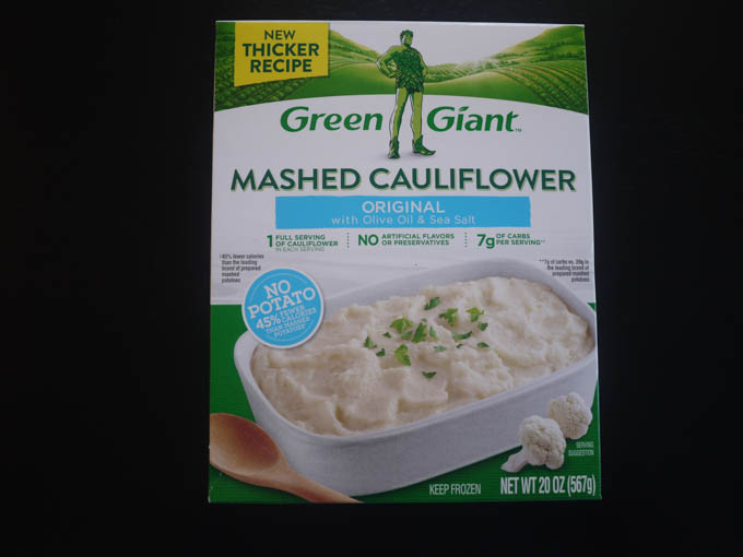 mashed cauli box
