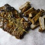 Grilled Strip Steak 9