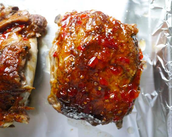 Crockpot Thai Sweet Chili Ribs