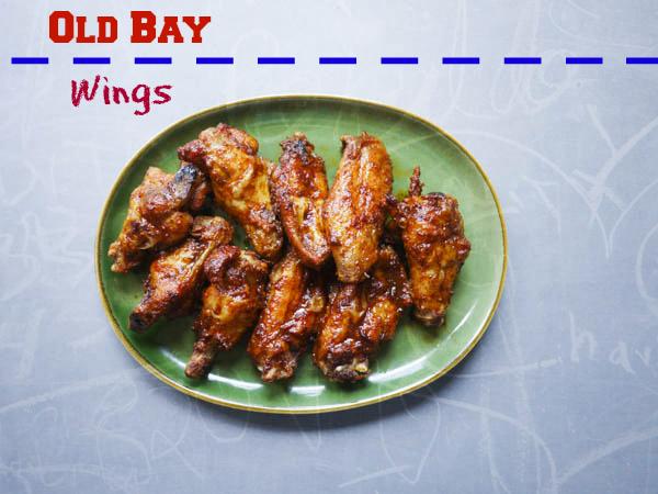 Old Bay Wings