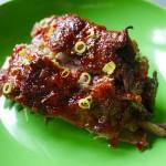 Thai Sweet Chili Ribs Final Top
