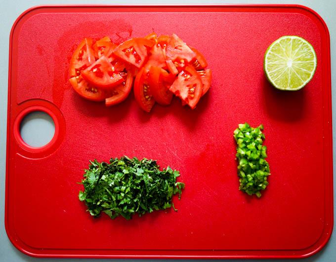 Baja Fish Salad