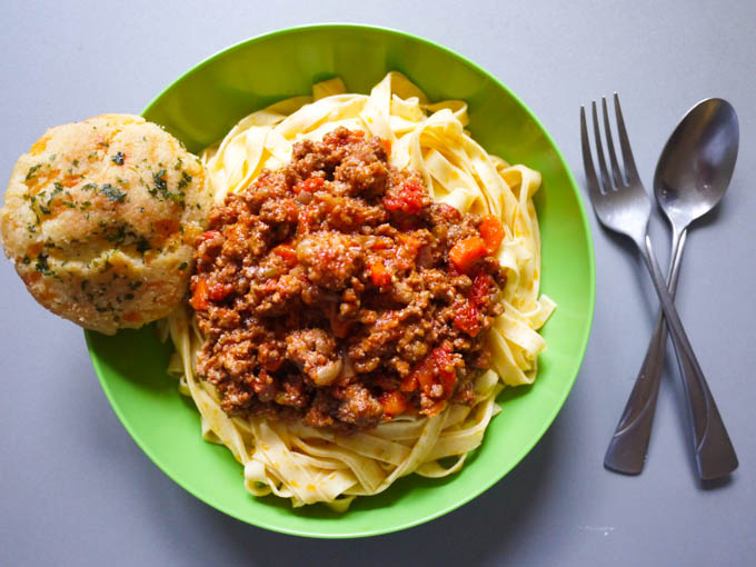 The Best Bolognese Sauce