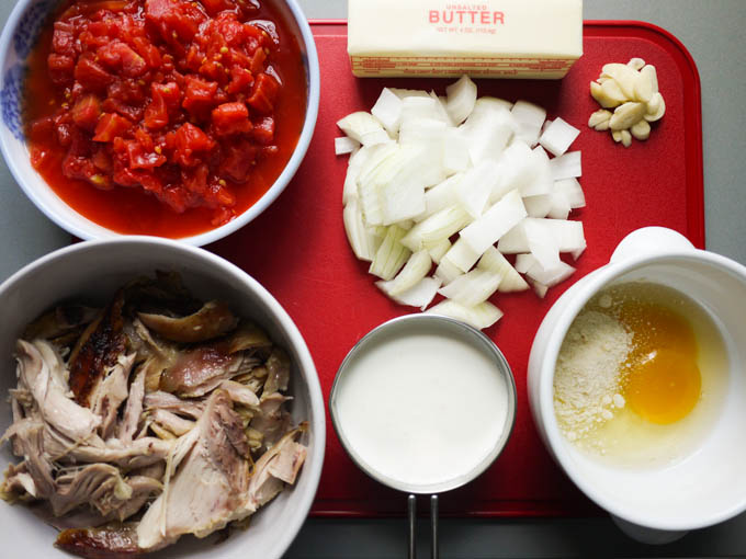 quick relief chicken soup