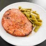 13d ham green beans