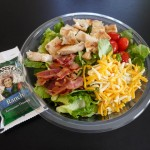 9d ranch salad