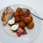 leftover pork meatballs mushrooms